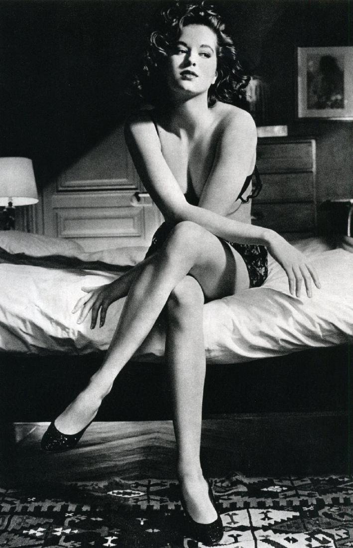 BETTINA RHEIMS - Sitting on the Bed