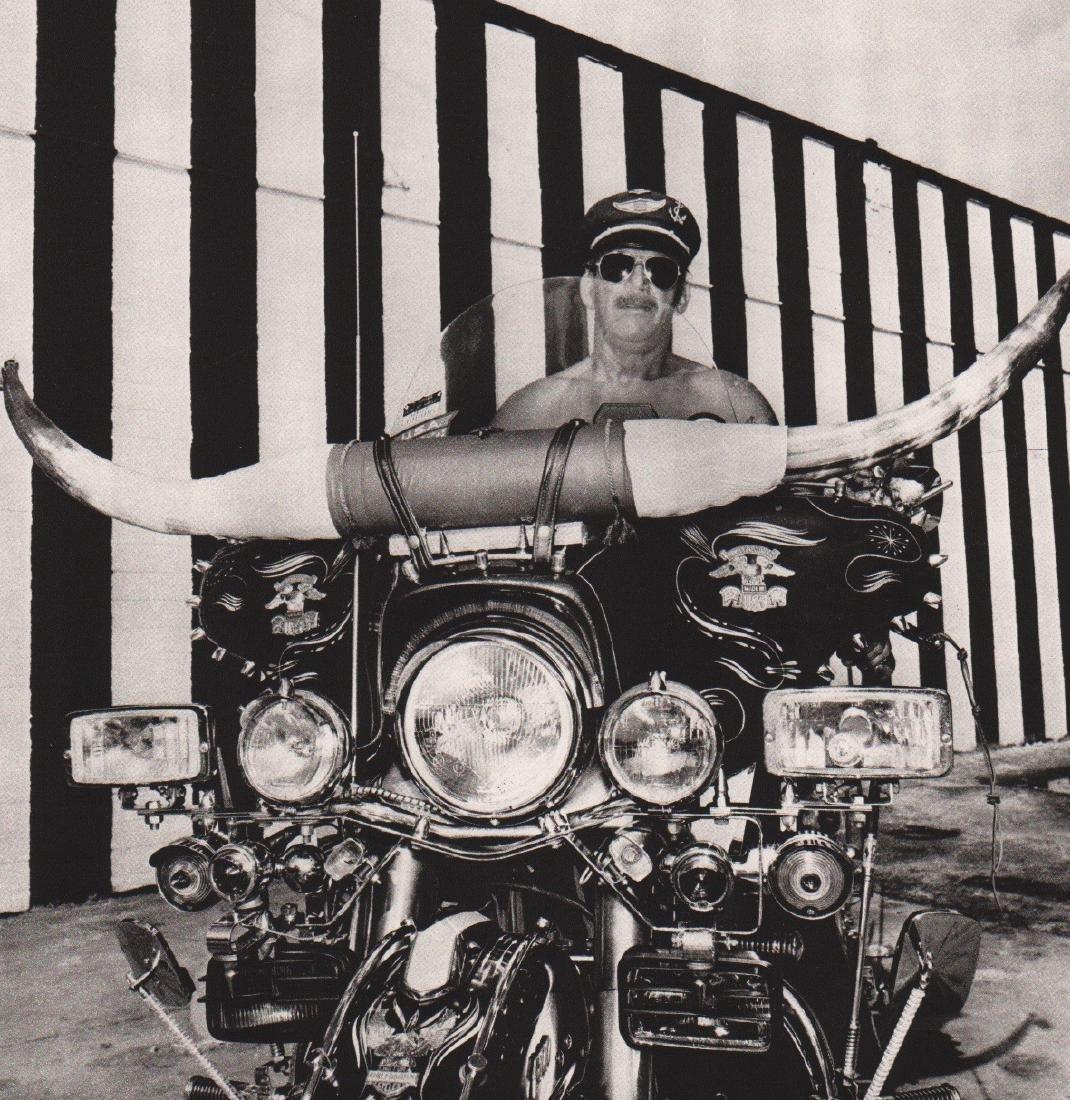 BURK UZZLE - Daytona Beach, Florida 1983