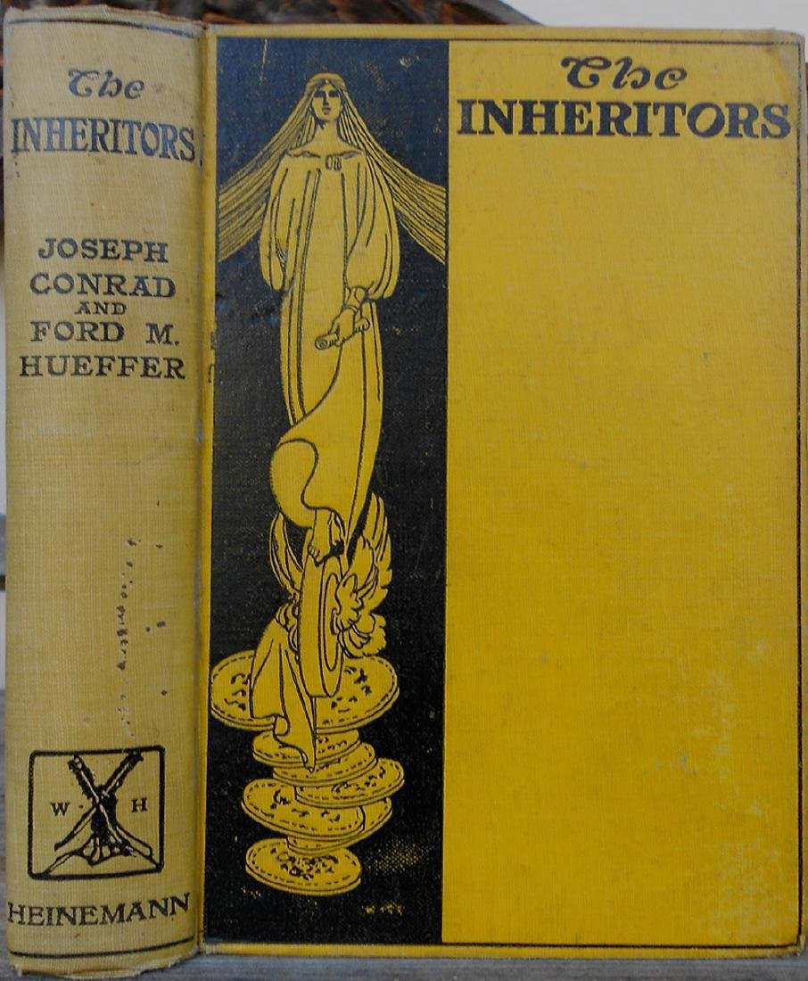 The Inheritors. An Extravagant Story. Joseph Conrad