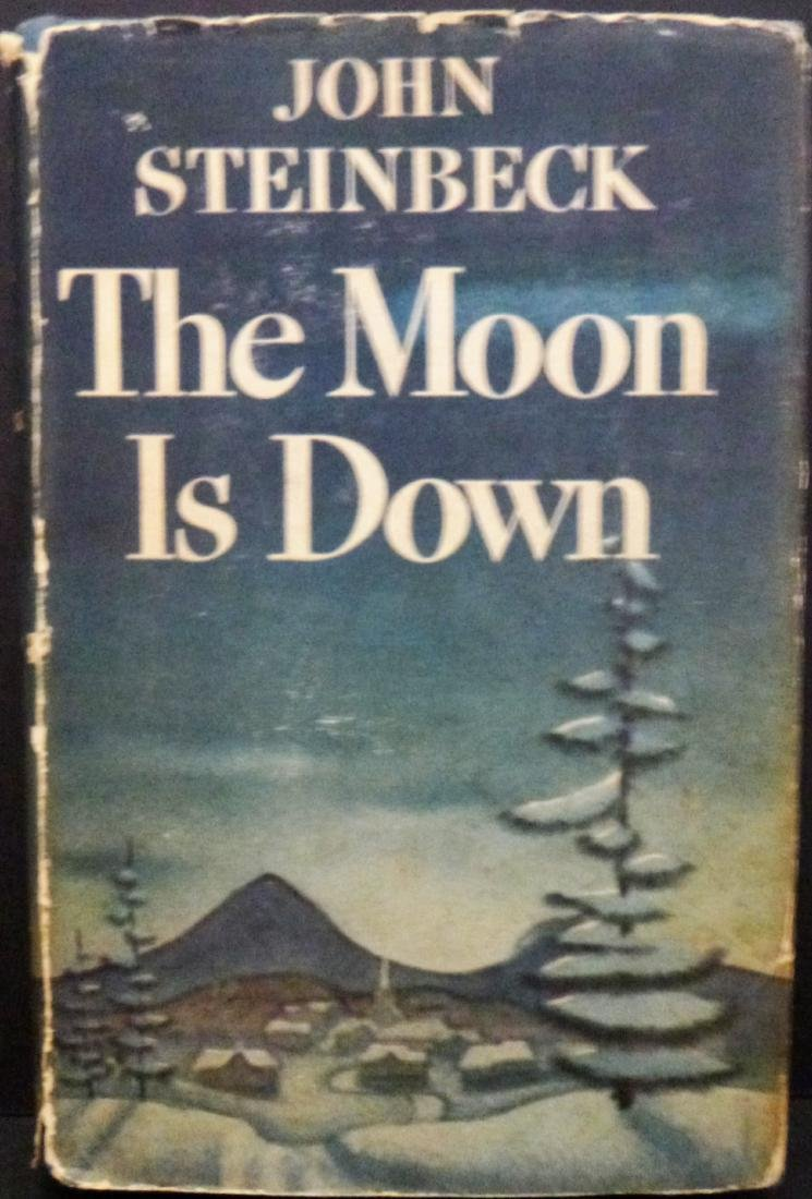 John Steinbeck: The Moon Is Down, 1st Edition