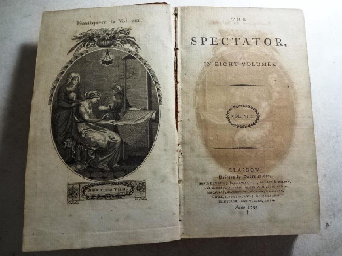 1791 Volume of The Spectator
