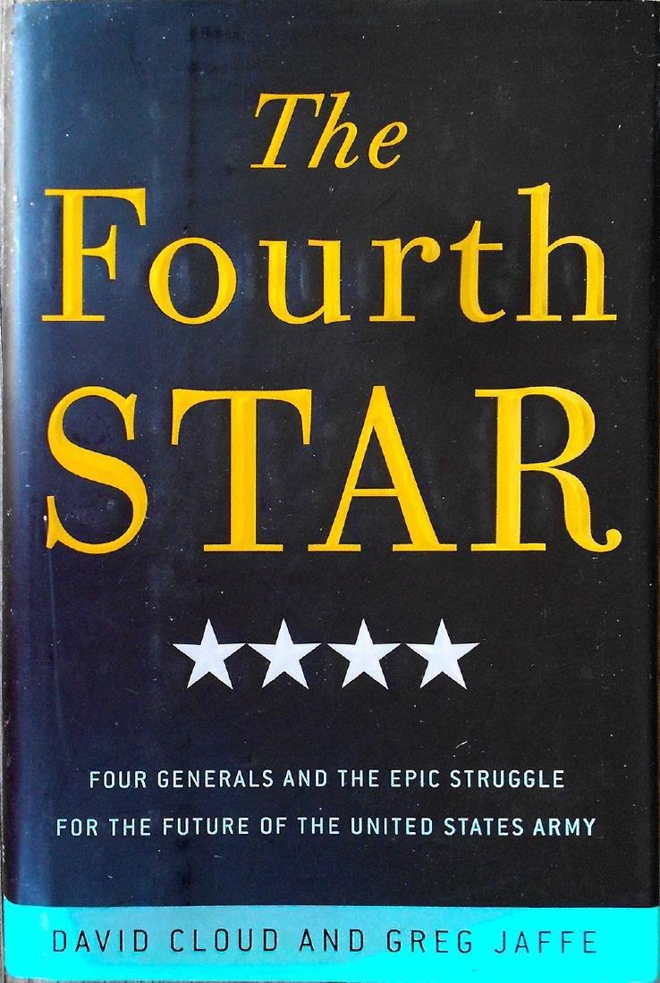 The Fourth Star Cloud, David. Jaffe, Greg.