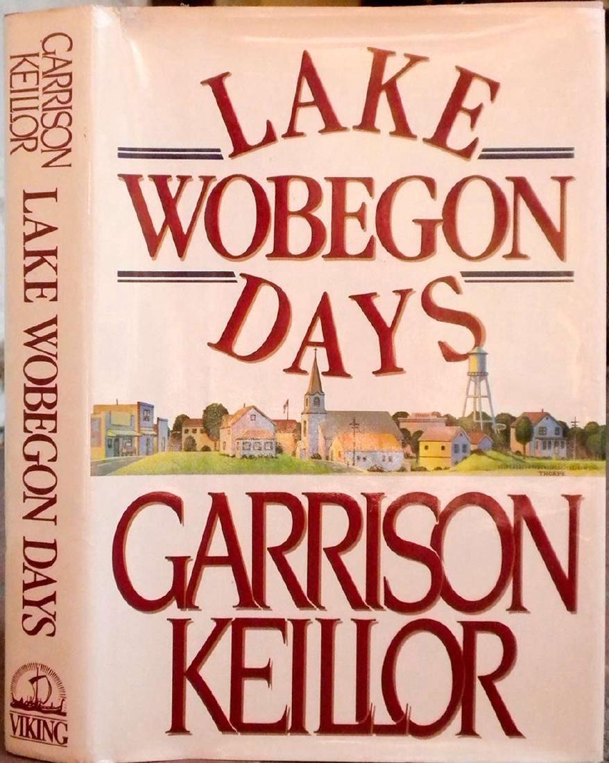 Lake WoebegoneDays Keillor, Garrison.