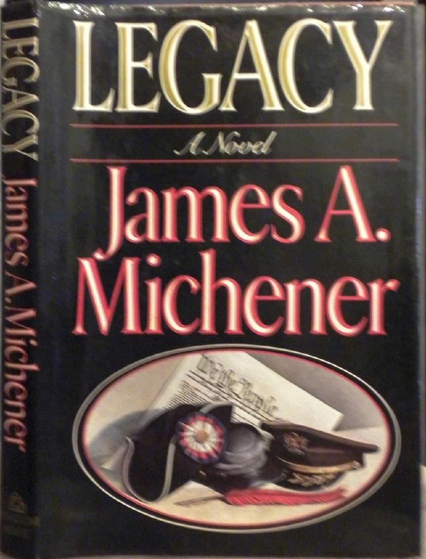 Legacy MICHENER, James A.