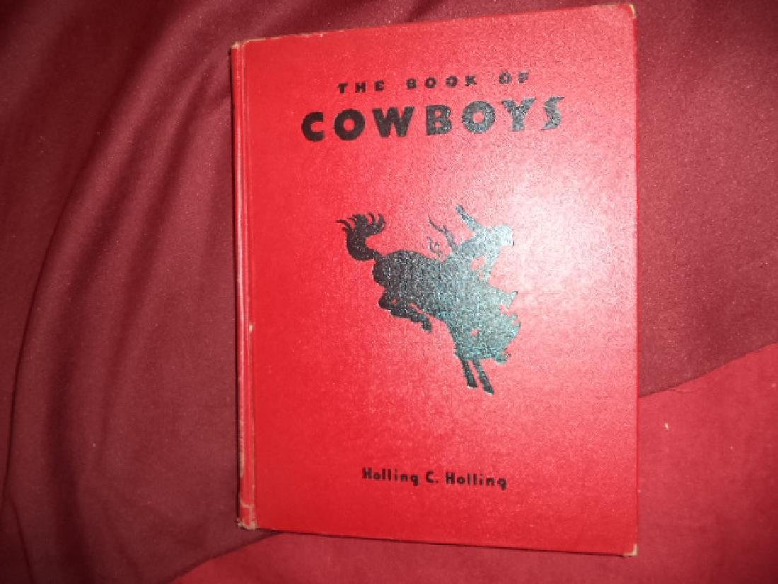 The Book of Cowboys.