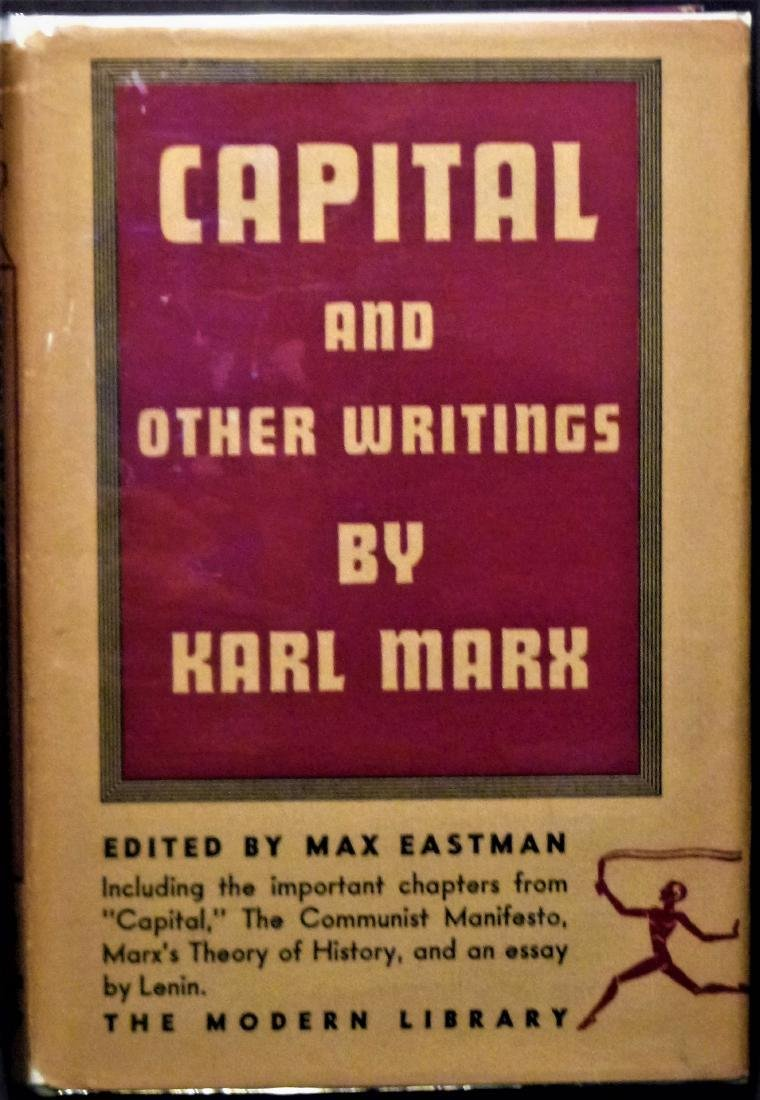 Capital and Other Writings