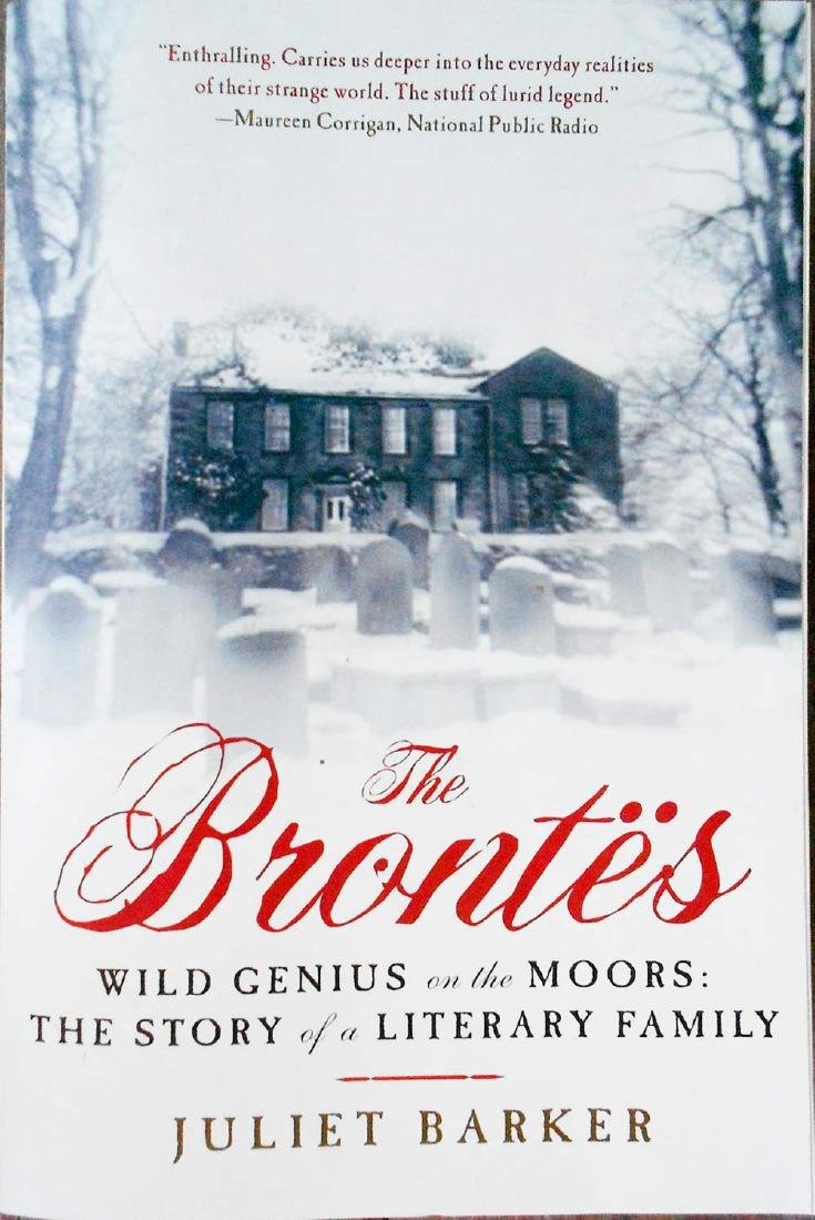 The Brontes. Wild Genius on the Moors Story of Literary