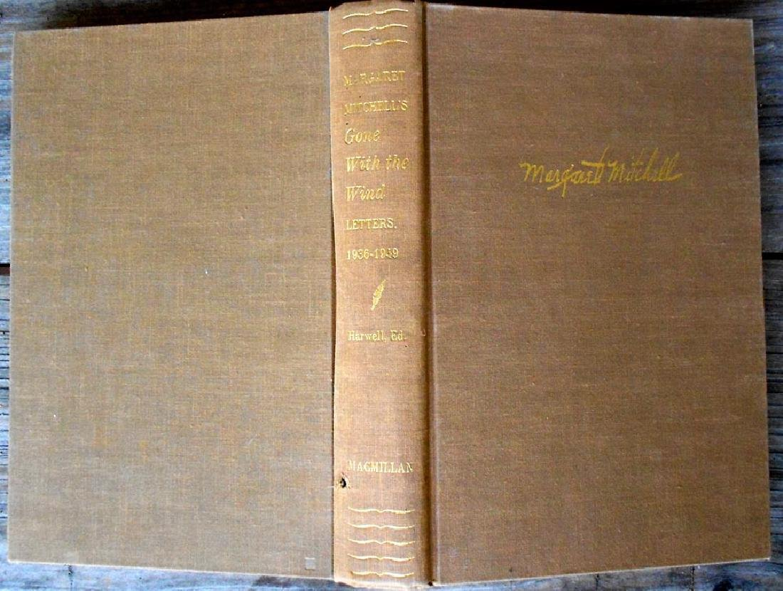 Margaret Mitchell Gone With the Wind Letters 1936-1949