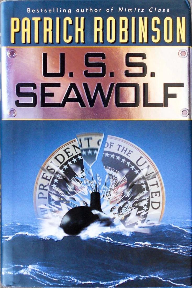 U. S. S. Seawolf Robinson, Patrick.