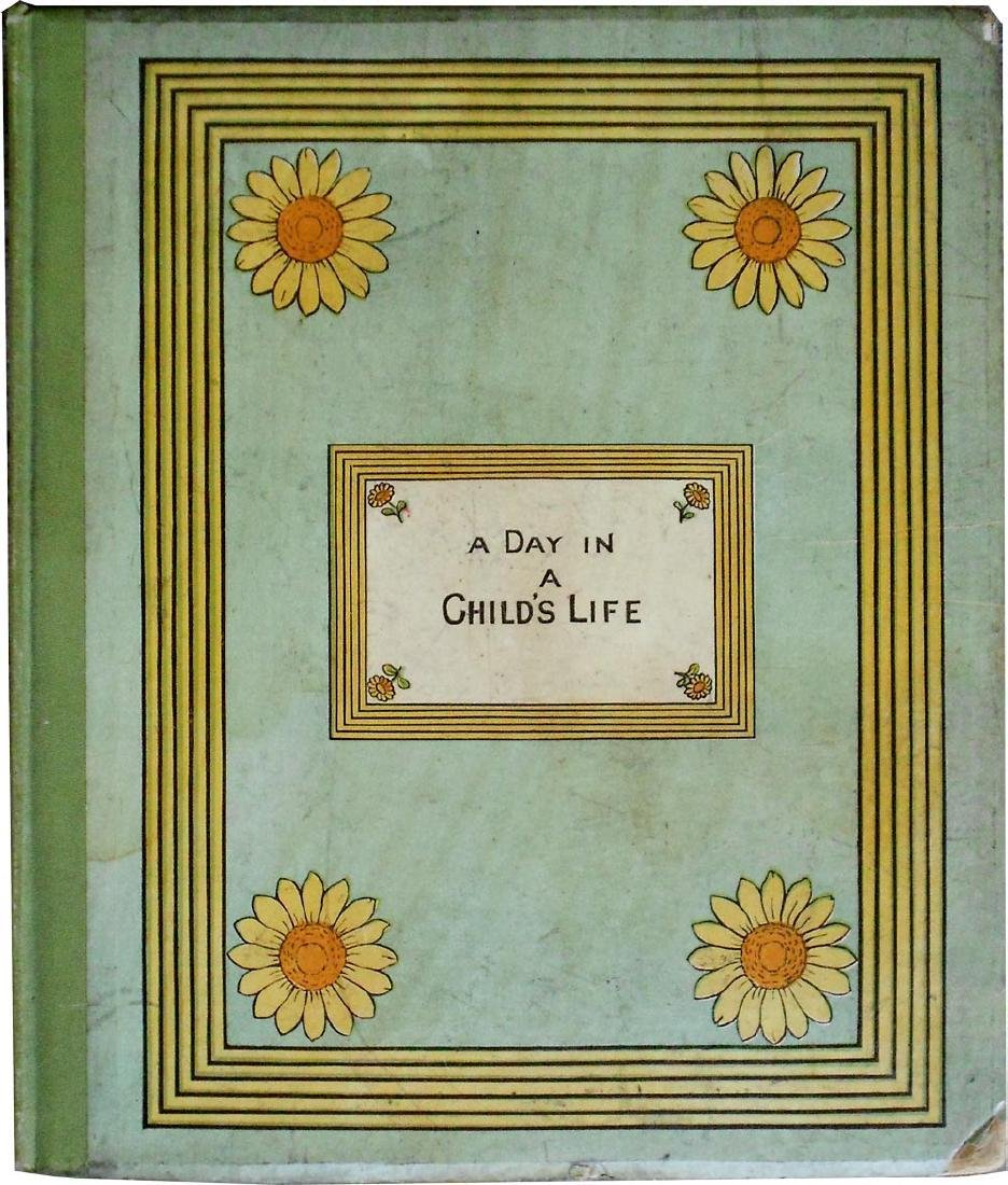 A Day in a Child's Life GREENAWAY, Kate. Foster,