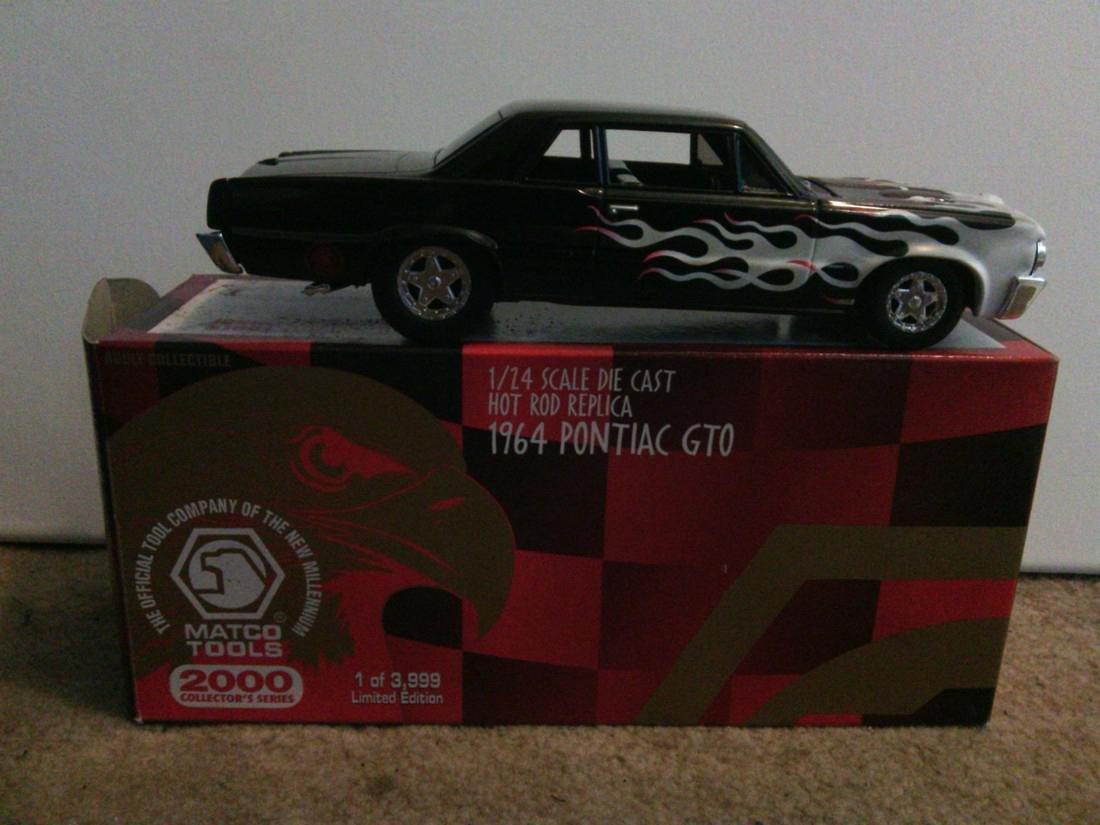 1964 Pontiac GTO Model Car