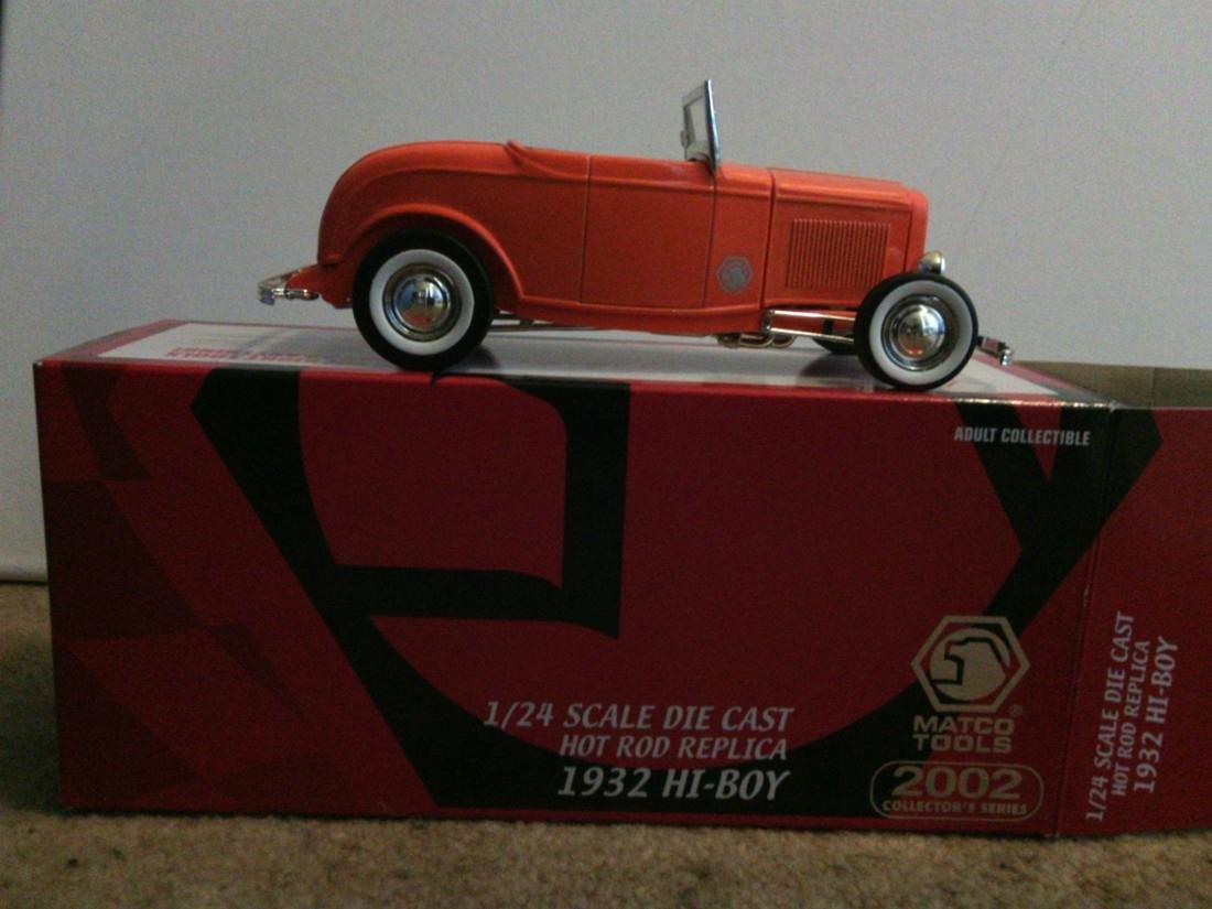 1932 Hi-Boy Model Car