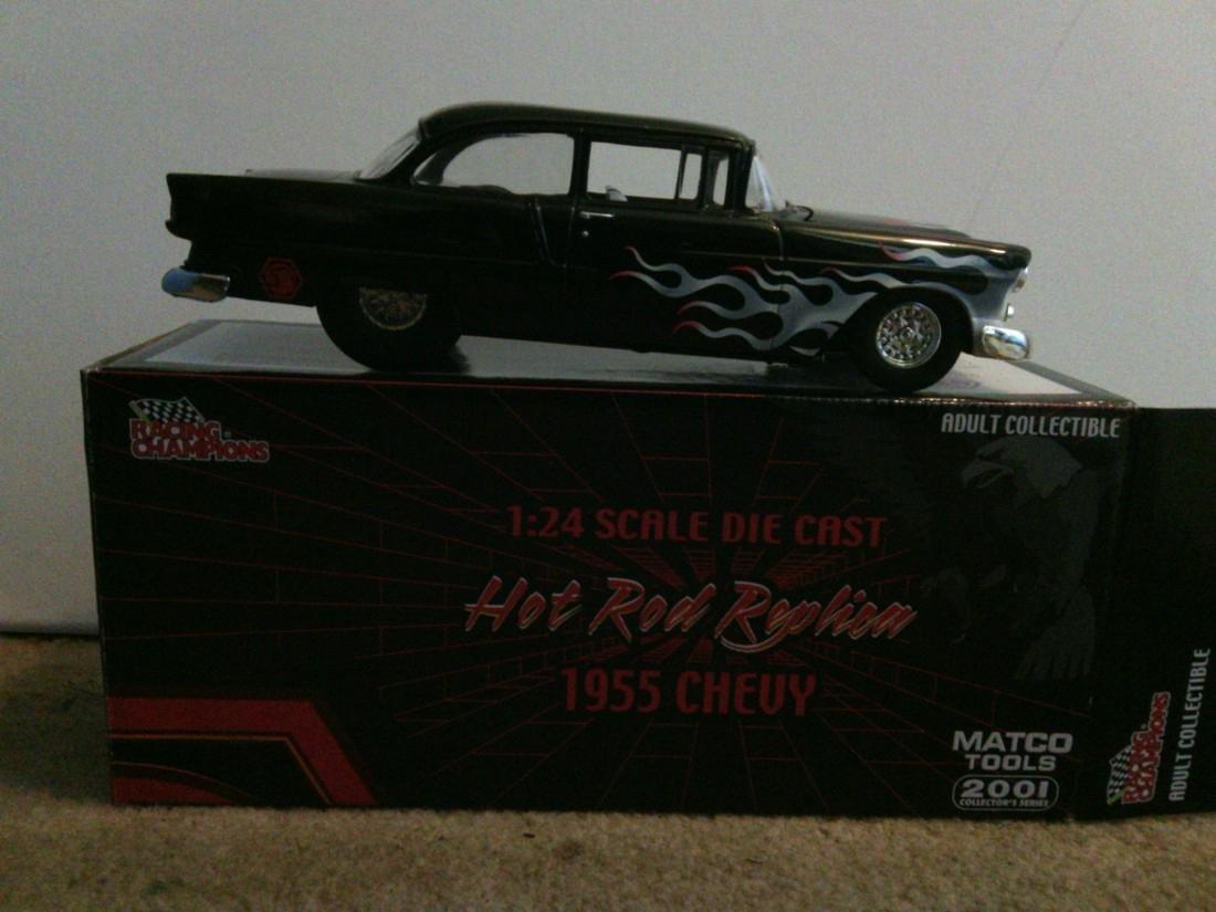1955 Chevy Model Car