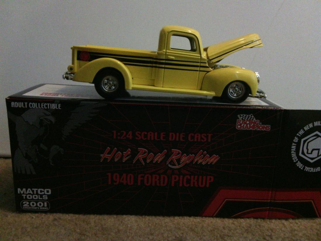 1940 Ford Pickup Model Car