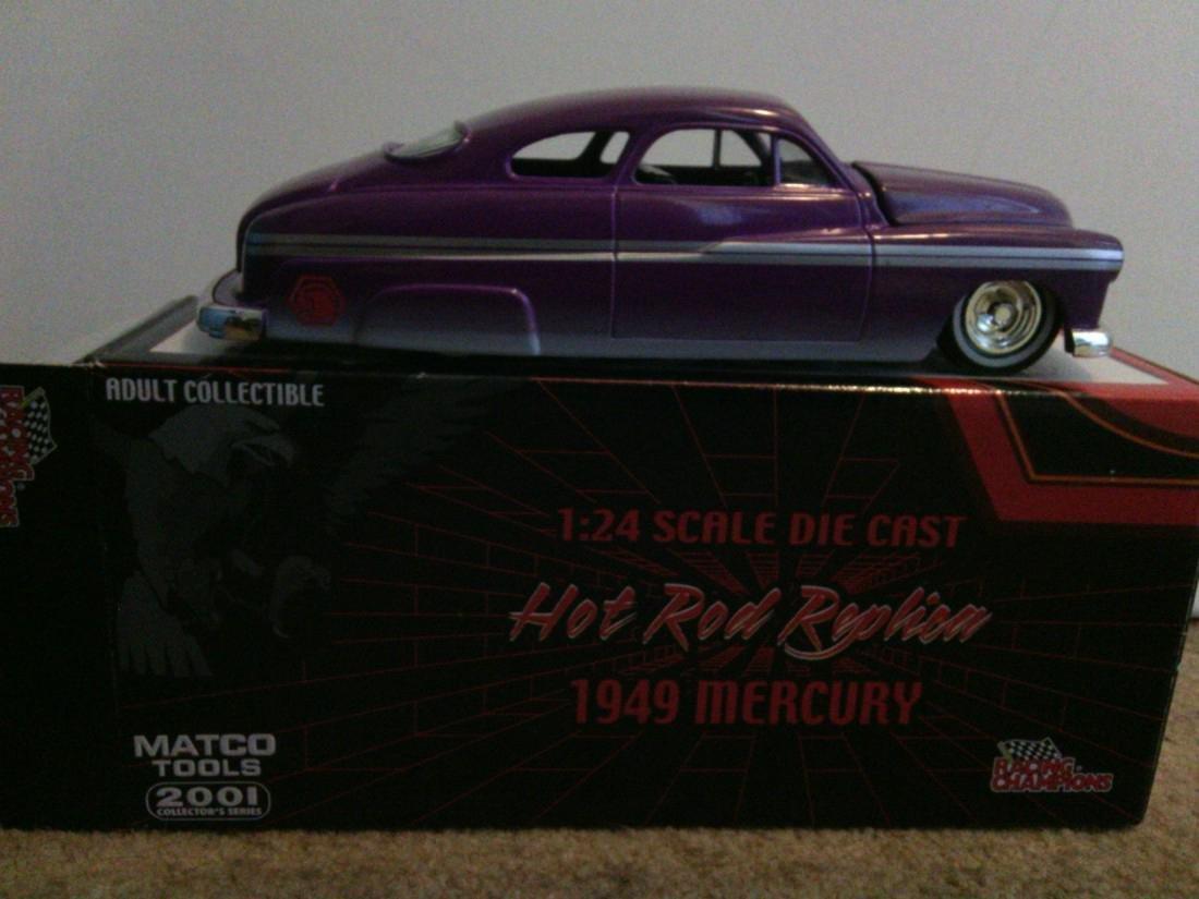 1949 Mercury Model Car