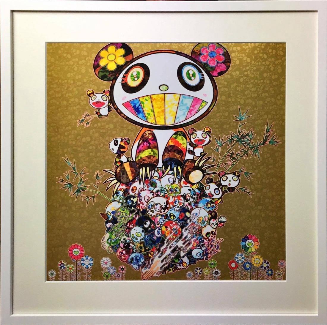 Takashi Murakami Panda Family