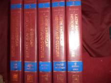 Encyclopedia Latin American History Culture 5 vols