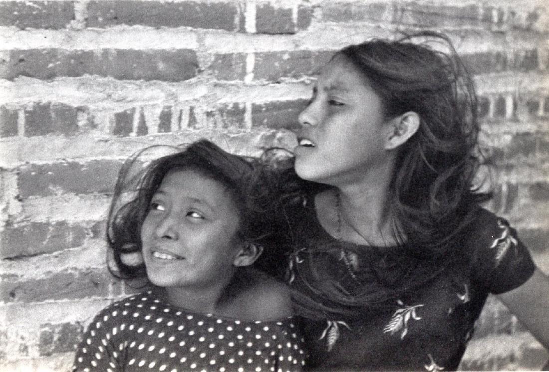 CARTIER-BRESSON - Tehuantepec Mexico. 1934