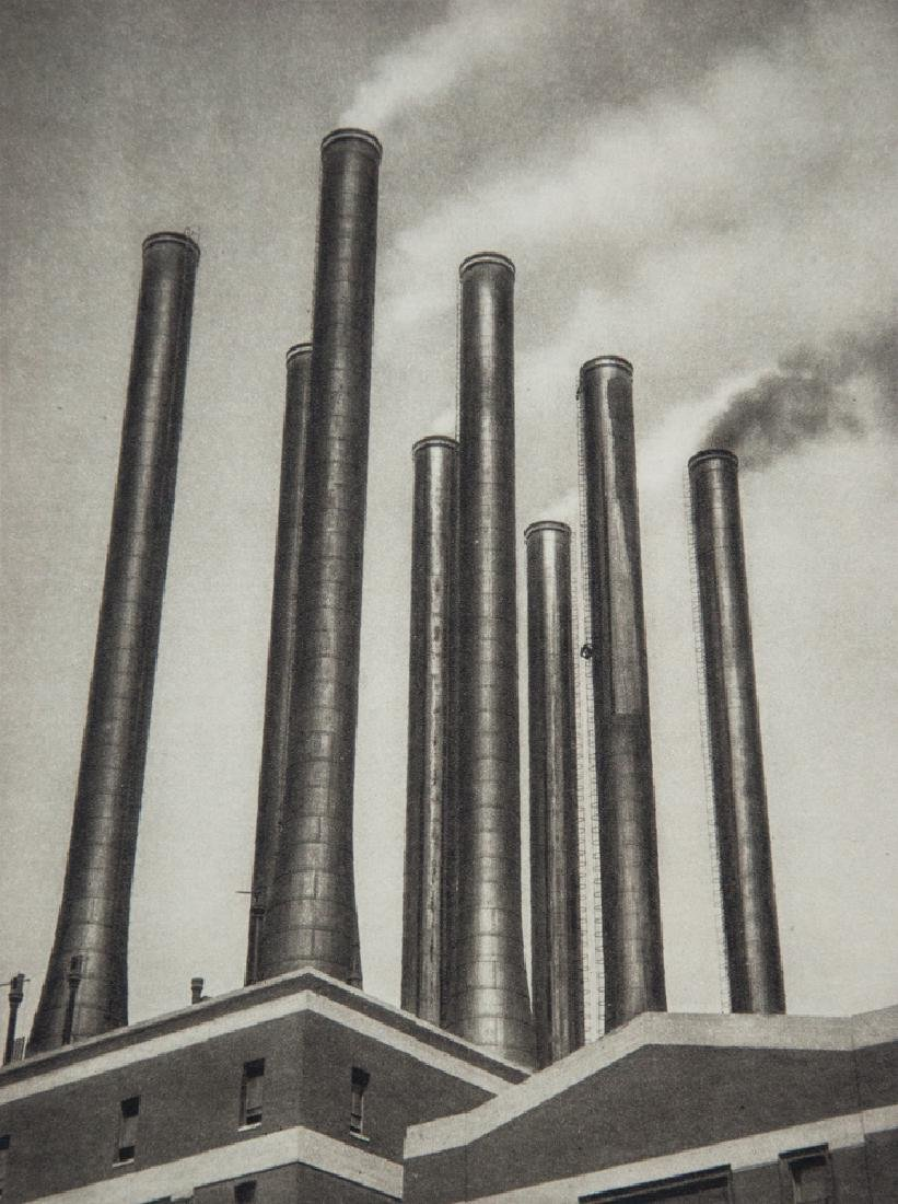 E.O. HOPPE - Ford Plant, Detroit, Michigan