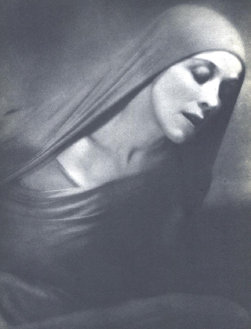 EDWARD MOELLER - Martha Graham