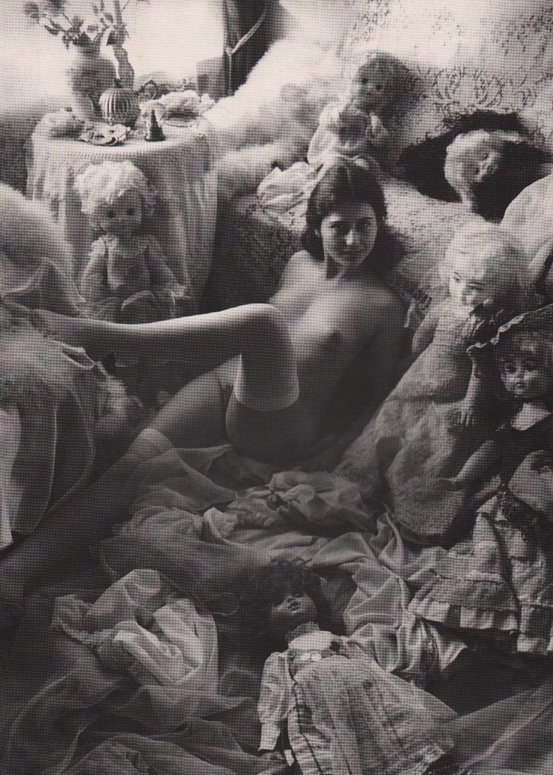 W PAWELEC - Nude with Dolls