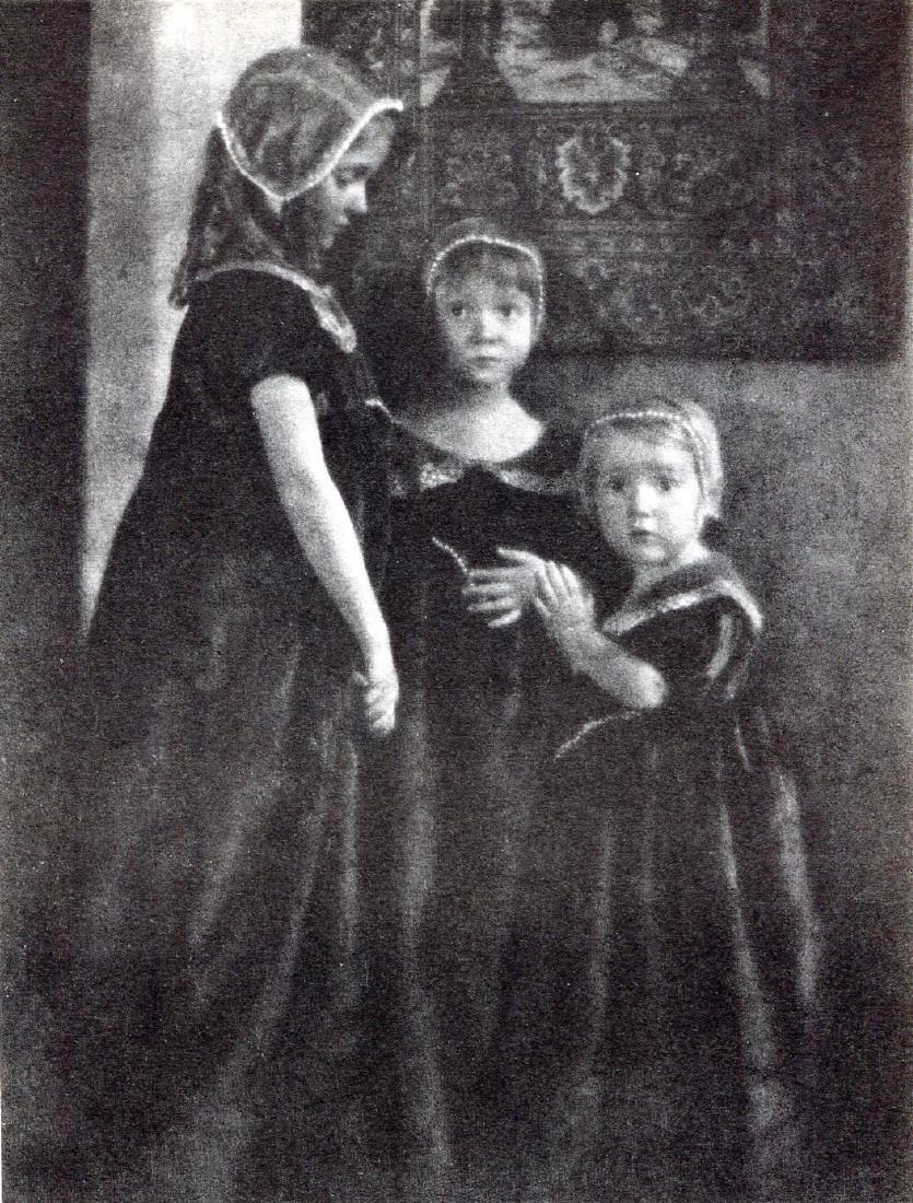 JANE REECE - Children in costume