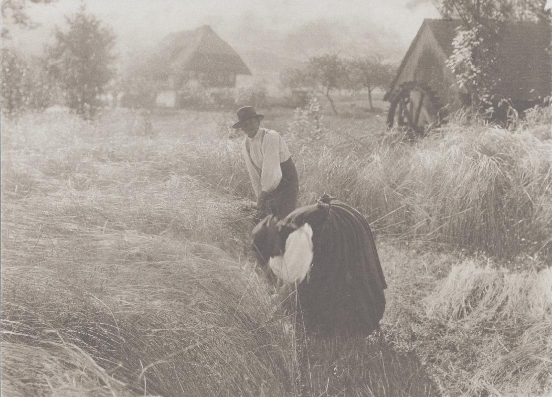 ALFRED STIEGLITZ - Early Morn, 1894