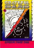 1988 Grateful Dead Spring Tour Poster