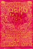 Rare BG162 Grateful Dead Poster