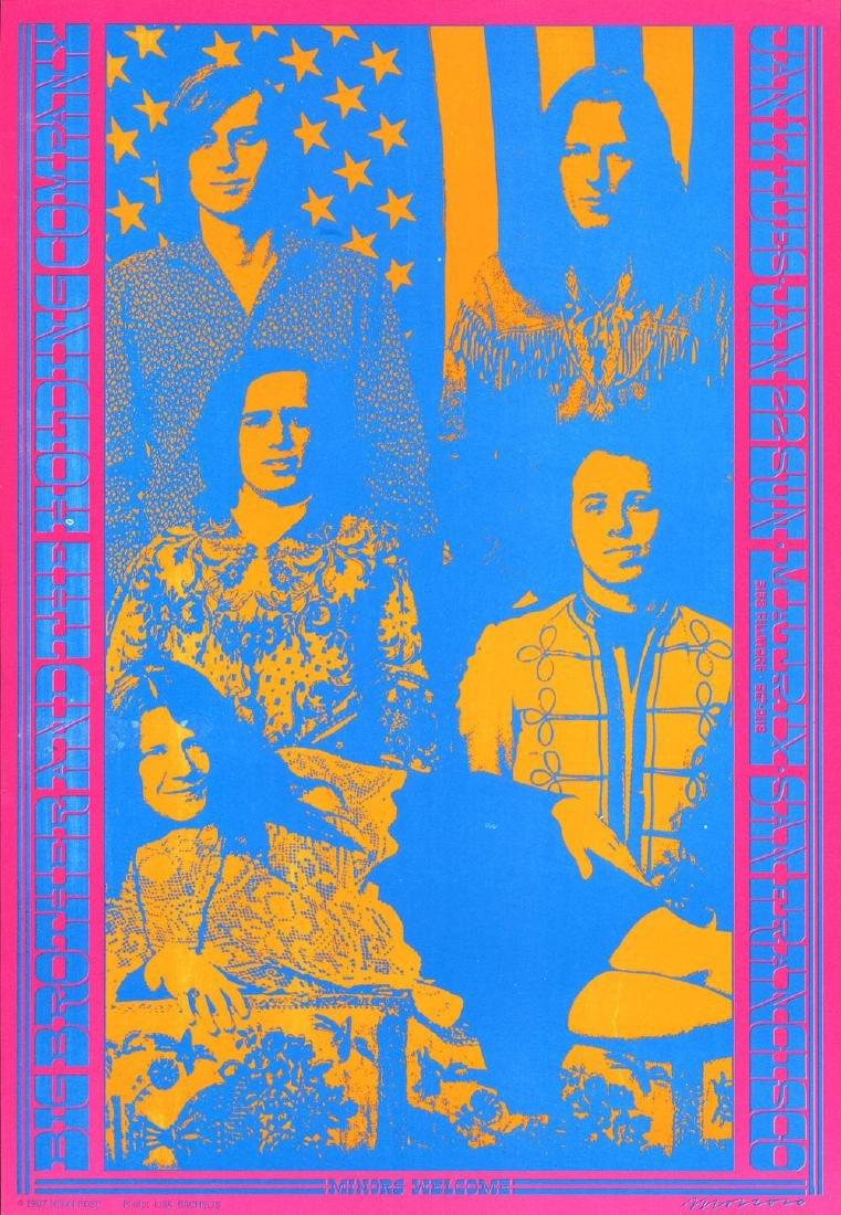 Superb NR-3 Big Brother Poster