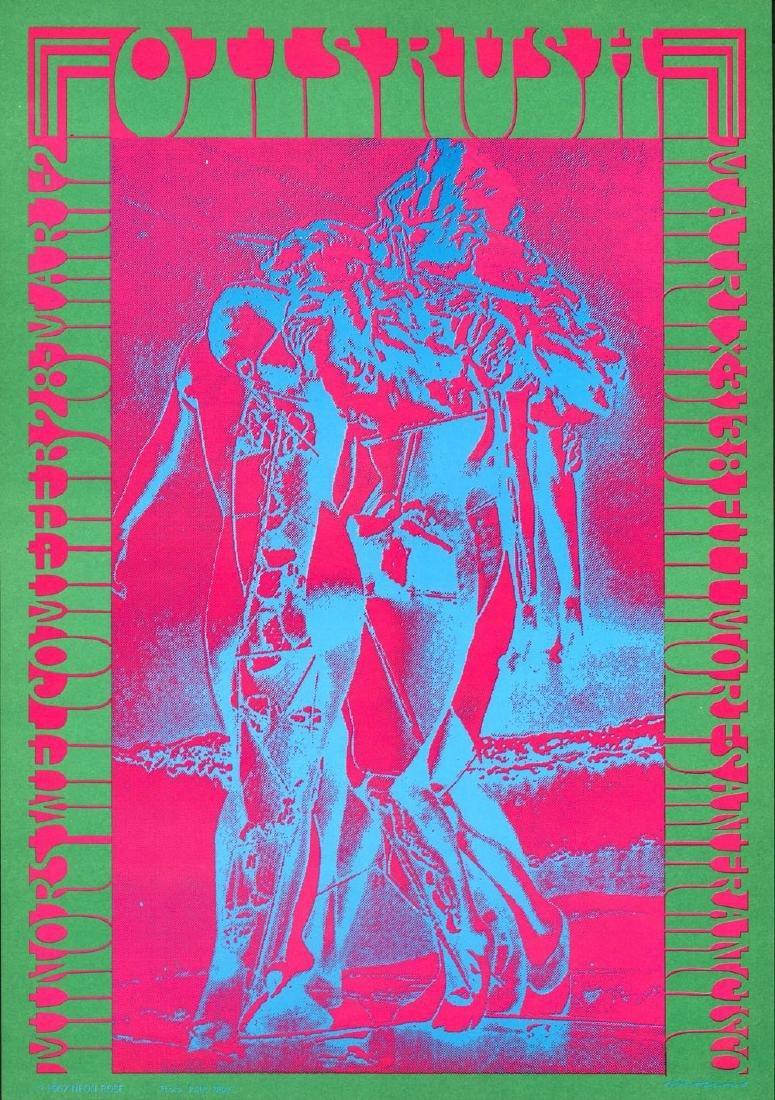 Superb NR-8 Otis Rush Poster