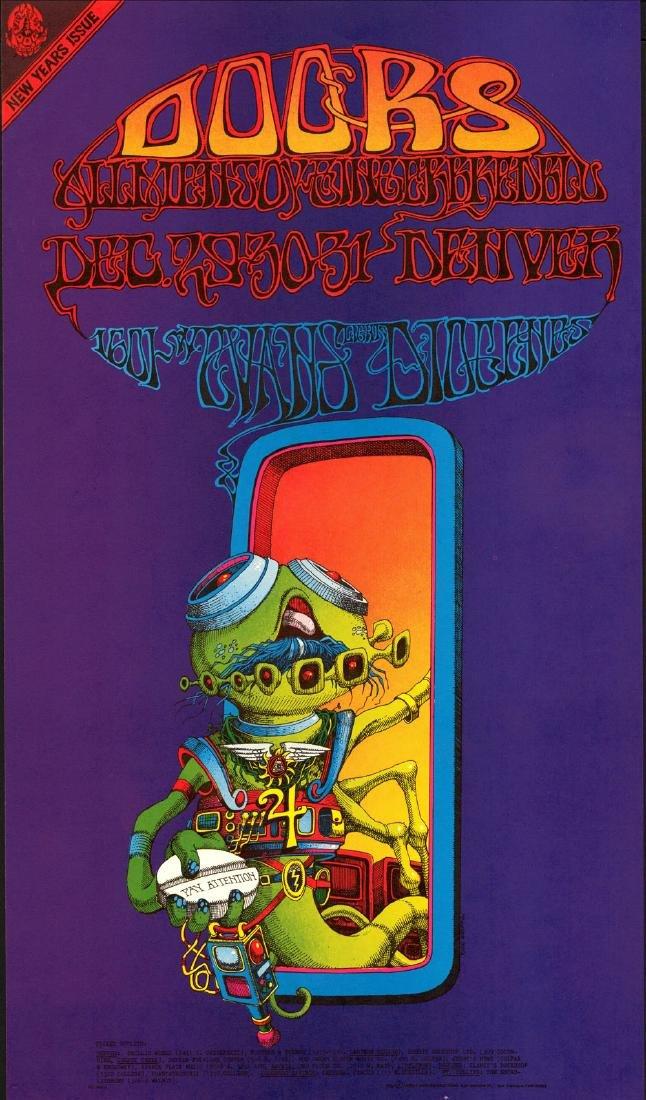 Popular Denver Family Dog Doors Poster