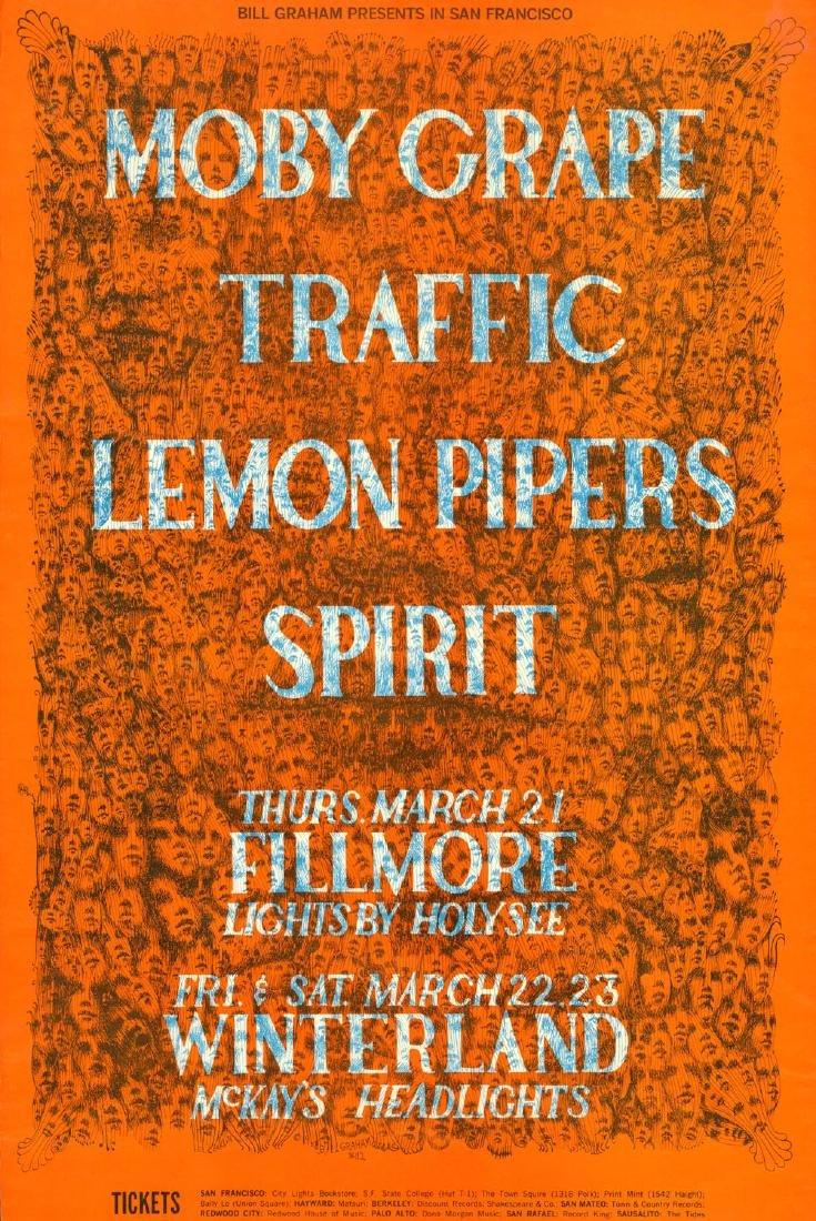 Gorgeous BG-112 Spirit Poster