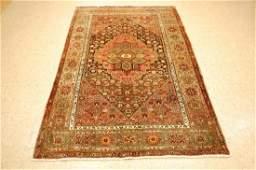 High Kpsi Persian Bijar Rug 4.3x7.2