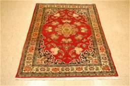 Persian Bijar Rug 3.7x5.1