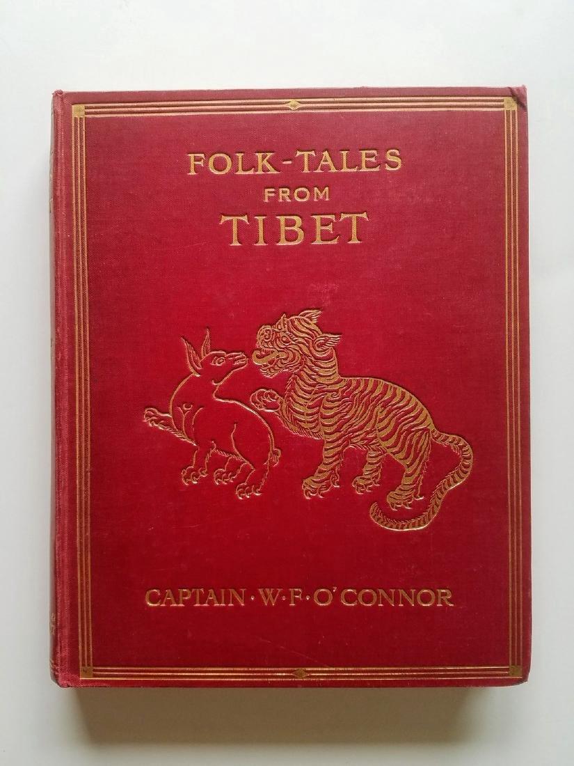 Folk Tales from Tibet. 1906. illustrations by Tibetan