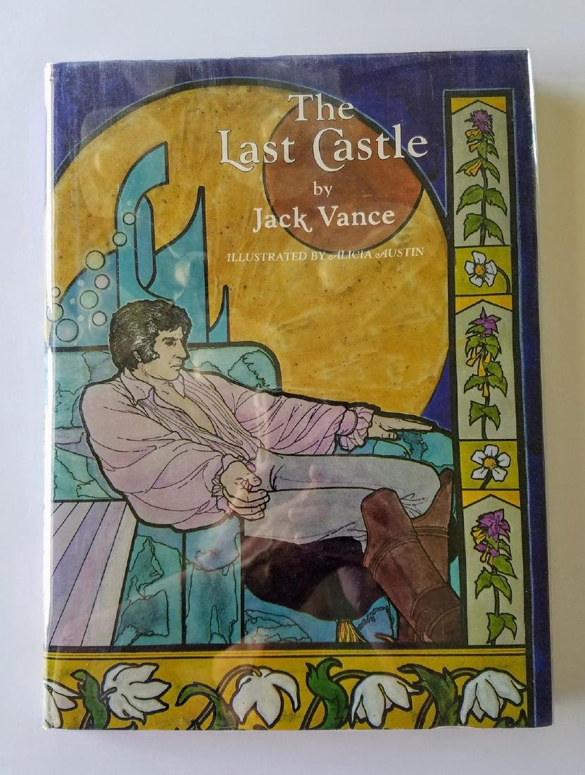 SIGNED, 3x by Vance and Austin.  The Last Castle.