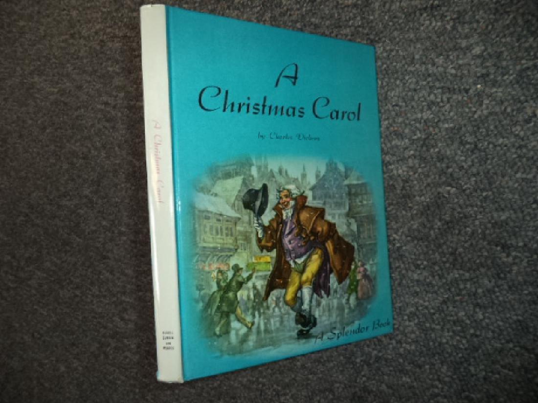 A Christmas Carol. A Splendor Book.
