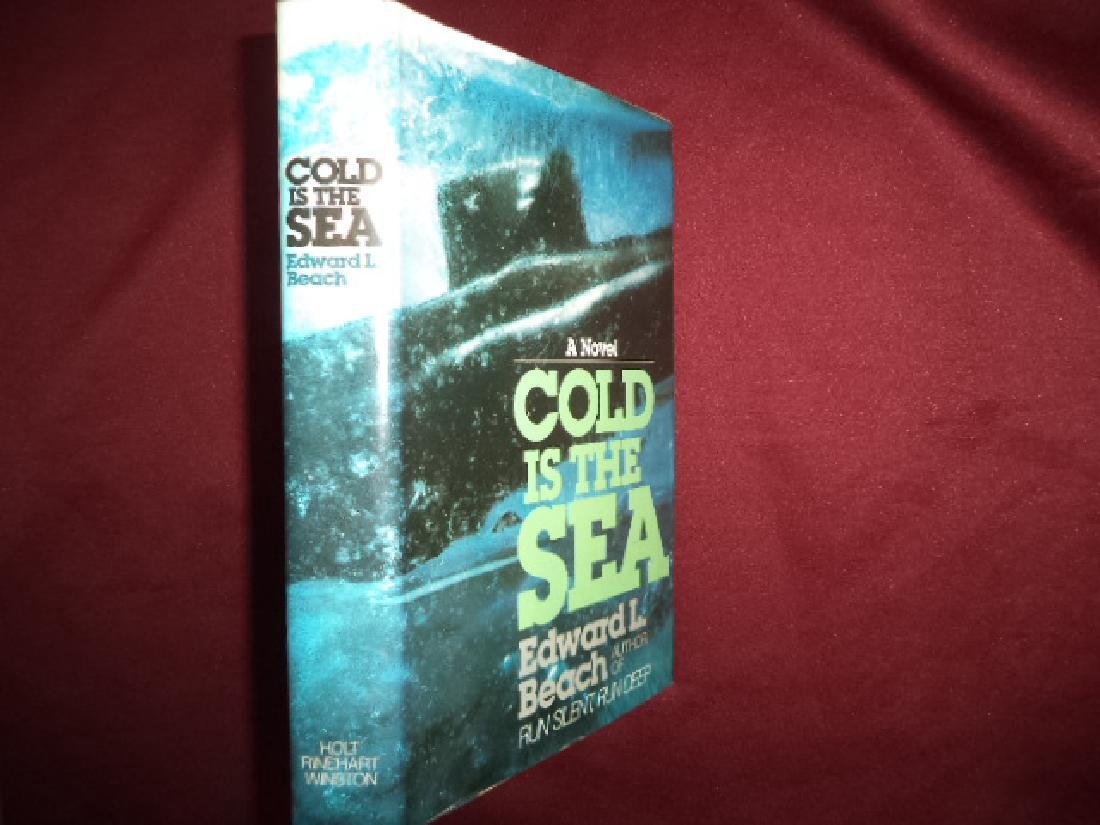 Cold Is the Sea. A Novel.