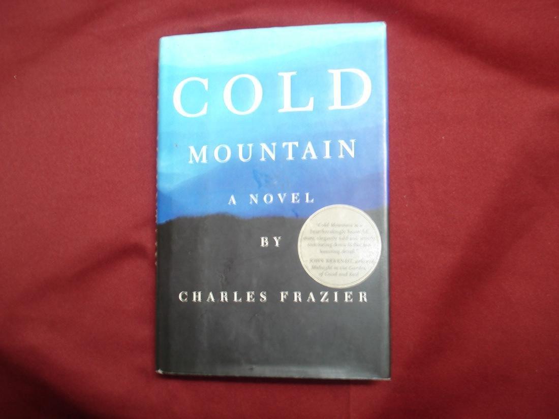 Cold Mountain. A Novel.