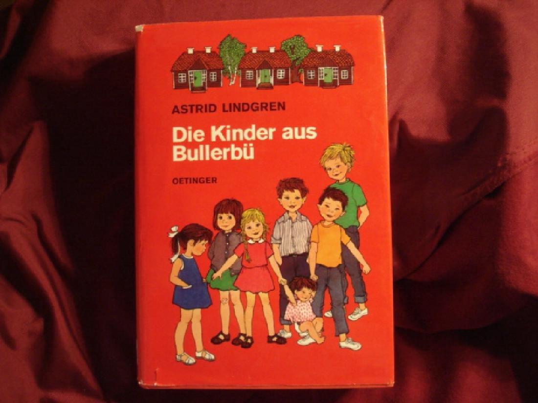 Die Kinder aus Bullerbu.