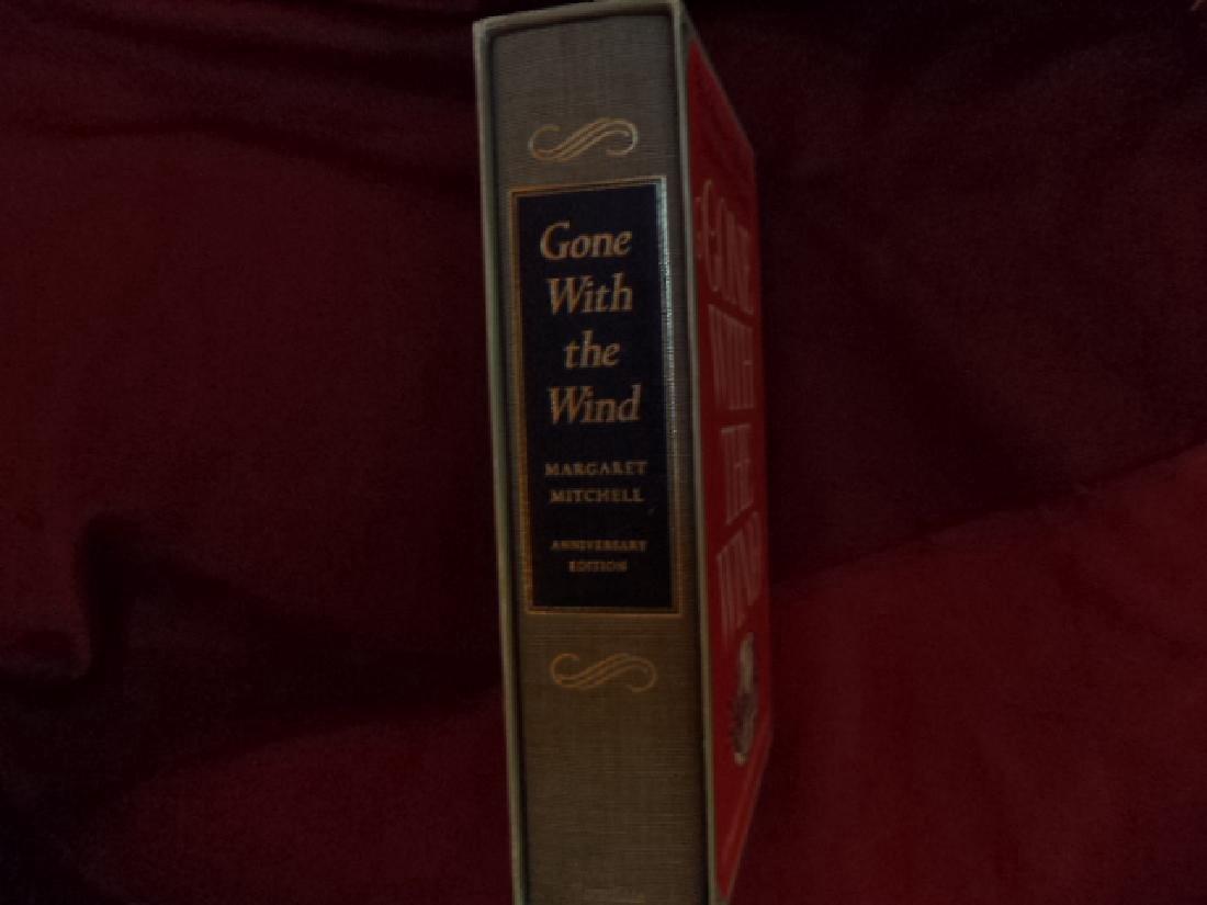 Gone With Wind Margaret Mitchell Anniversary Edition
