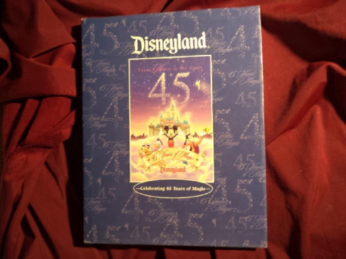Disneyland - Celebrating 45 Years of Magic.