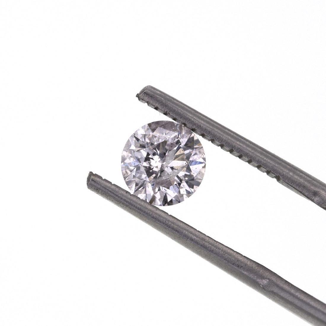 1.03 Carat Loose Natural Faint Pink GIA Diamond
