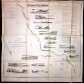 Iconic 1852 Western Coast of the United States Survey