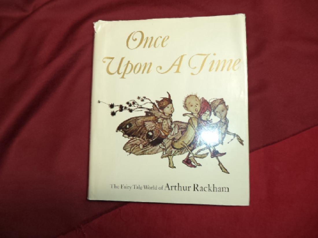 Once Upon A Time Fairy Tale World of Arthur Rackham