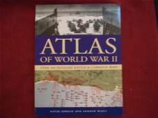 Atlas World War II Battle & Campaign Maps First Edition