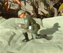 Lineol mortar loader soldier