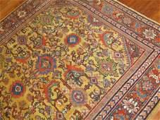 Antique Persian Mahal Rug 6.10x9.8