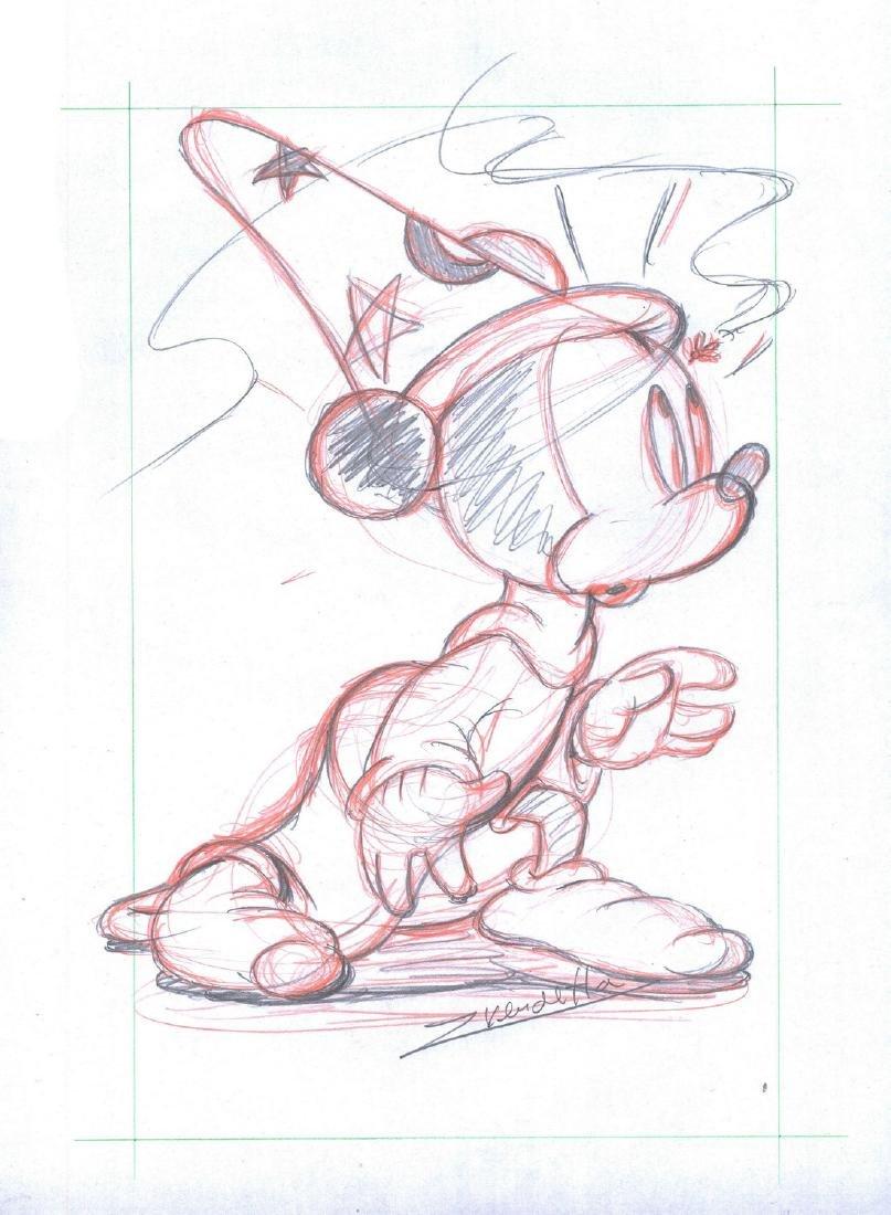 Mickey's Bee #4